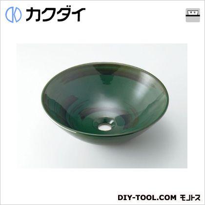 丸型手洗器 青竹  493-046-GR