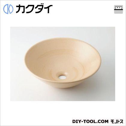 丸型手洗器 亜麻  493-046-CR
