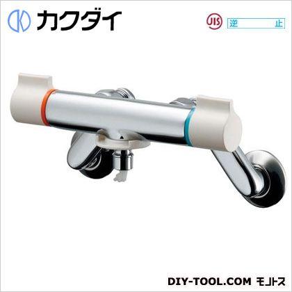 洗濯機用混合栓(ストッパーつき)   127-110