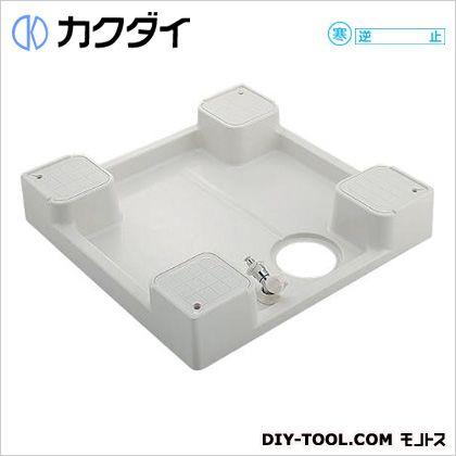 洗濯機用防水パン(水栓つき)   426-502