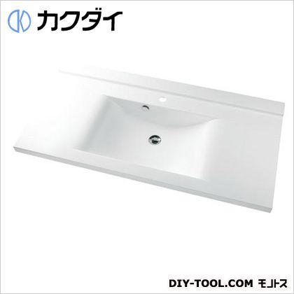 ボウル一体型カウンター  12L 497-022