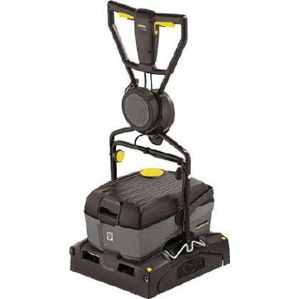 業務用 手押し式小型床洗浄機 (BR40/10C 50HZ)