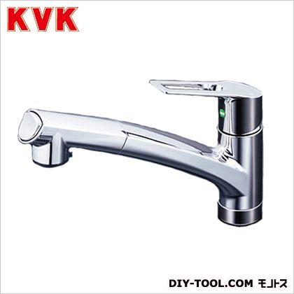 【送料無料】KVK 流し台用シングルレバー式シャワー付混合栓  奥行×高さ:250×622mm KM5021TEC  キッチン用シングルレバー混合栓混合栓