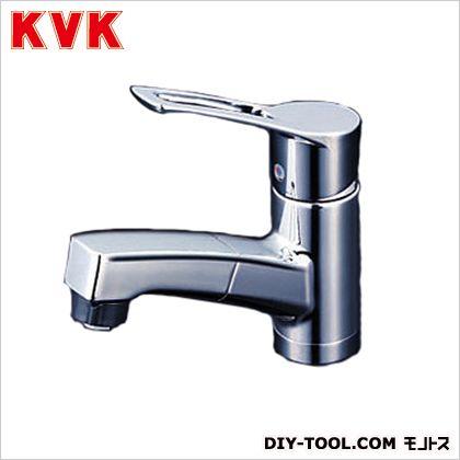 洗面用シングルレバー式シャワー付混合栓  奥行×高さ:153×625mm KM8001TF