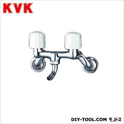KVK 2ハンドル混合栓   KM33N3B