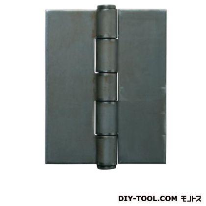 鉄 重量丁番 生地 205mm K-38-205  枚