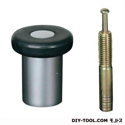 棒型床付戸当 サチライトクローム (D-800A)