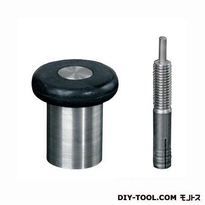 棒型戸当 黒ゴム 70mm SS-800-70