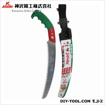 サムライ 特許曲刃鋸 替刃式  一番 荒目  270mm GC-270-LH