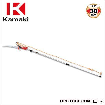 ジョイント式高枝切鋏アルミポール3m  全長1.4~3.0m #1030-DXA