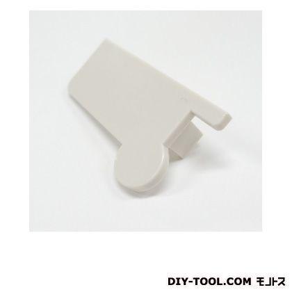 小口キャップ ファンシーバー35用 左右set プレーンホワイト 35mm 514-155