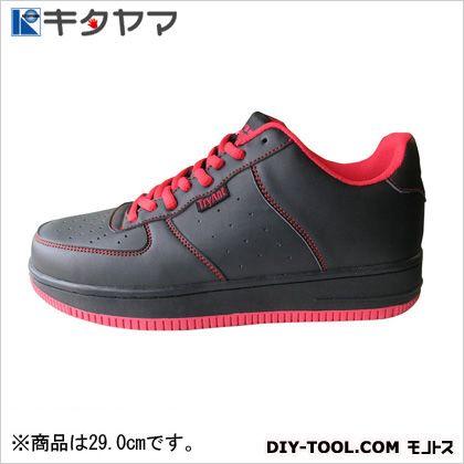 安全靴マンティス紐タイプ3E ブラック 29.0cm M-19