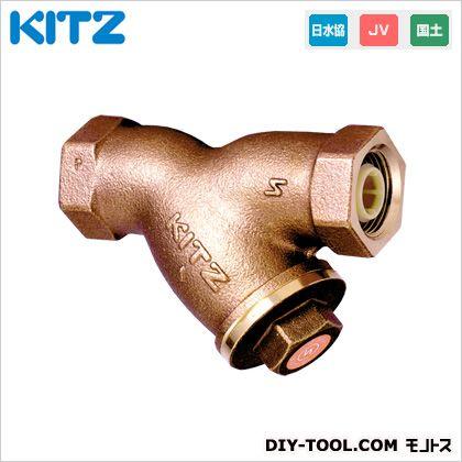 KITZ 鉛フリー青銅製Y形ストレーナ   YNHK1/2B[15A]