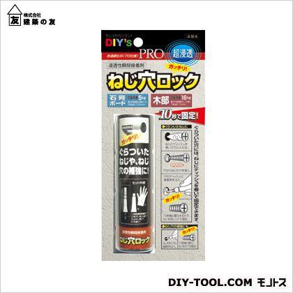 浸透性瞬間接着剤・ねじ穴ロック   NL-01