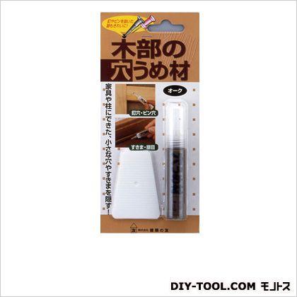 木部の穴うめ材 オーク W80×L180×H18mm(1パック) M-02