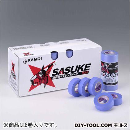 SASUKE(サスケ)マスキングテープ 15mm×18m 8巻