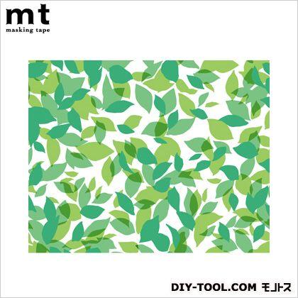 mtマスキングテープ CASA Shade s 木の葉  幅150mm×10m MTCS1502