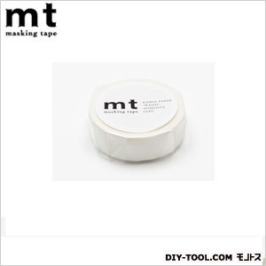 mt 1P マットホワイト  奥行4.8×幅4.8×高さ1.5cm MT01P208