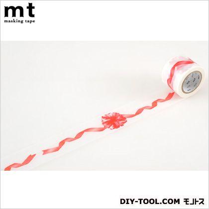 mtexリボン・ピンクR  奥行4.8×幅4.8×高さ3.5cm MTEX1P49