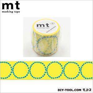 カモイ/カモ井 ミナペルホネンtambourine grande・yellow  4.8×4.8×4.8cm MTMINA22