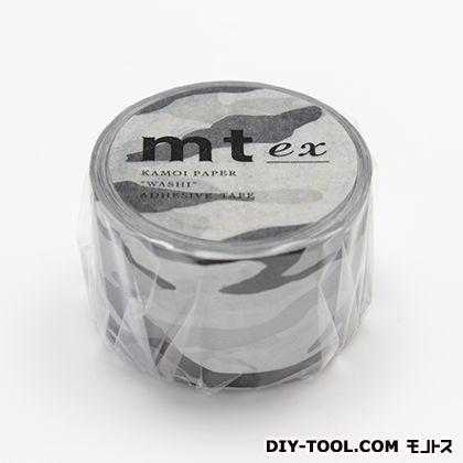 mt ex 迷彩・モノクロ  30mm×10m MTEX1P99