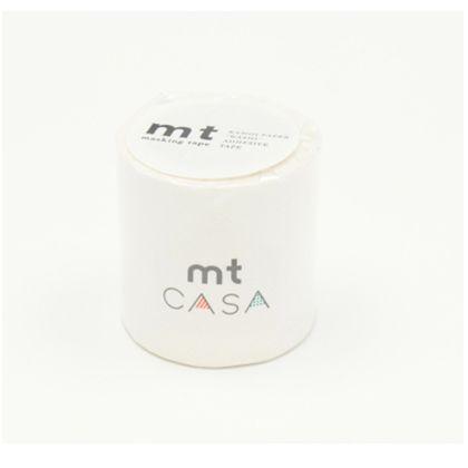 mt CASA 50mm マットホワイト  50mm×10m MTCA5086