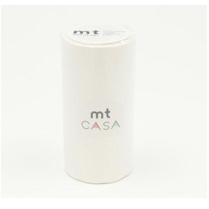 mtCASA100mmマットホワイト  100mm×10m MTCA1086