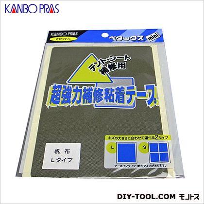 ペタックス粘着補修テープ オリーブドラブ 11.5×16cm