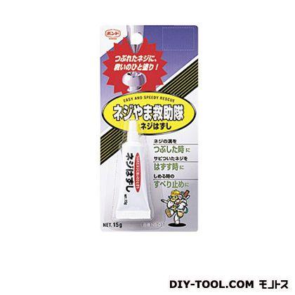 ボンド ネジやま救助隊ネジはずし (ネジ山)  15g #75004