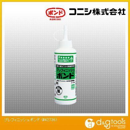 プレフィニッシュボンド 塗装・塩化ビニル化粧造作材用 500g (#42736)