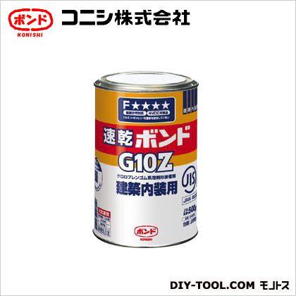 速乾ボンド G10Z 500g (#43050)