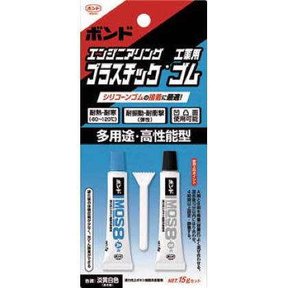 コニシ シリコーン樹脂系接着剤(MOS8)  15g 4975