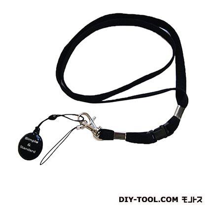 スマホ対応ネックストラップ クリーナー付   SA-48