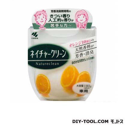 ネイチャークリーン(車用芳香消臭剤) ほのかな天然オレンジの香り   3490350001