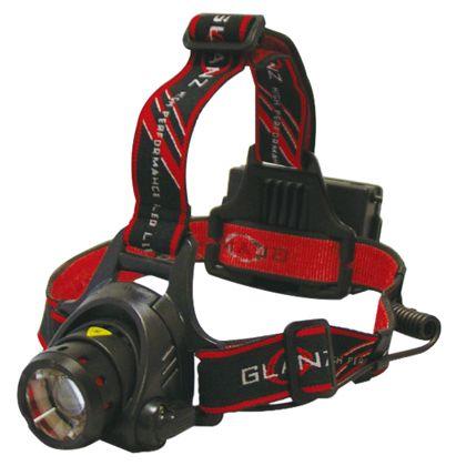 充電式ヘッドライト ブラック (MF9100HR)