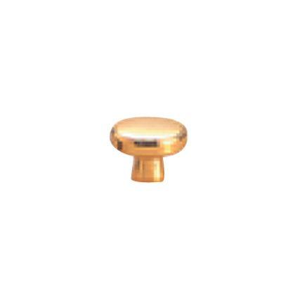 SOWA 真鍮 サントリーツマミ 裏ビス 本金 18mm 12855