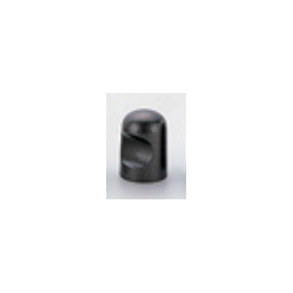 SOWA ドーム ツマミ アンバー 25mm 11632