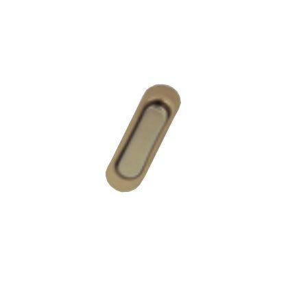 SOWA アスコット 戸引手 ゴールド 105mm 40767