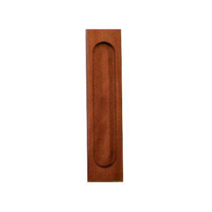 SOWA 天然木 弁慶袖付戸引手  200mm 15906