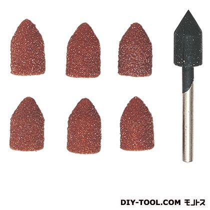 ロールペーパー  形状:砲弾型φ9mm×高さ13mm シャフト径:φ3.0mm 26987 6 個