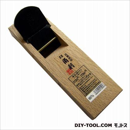 二枚刃鉋  サイズ:台寸法/幅83×273mm、有効削幅/55mm、刃幅/65mm 12525