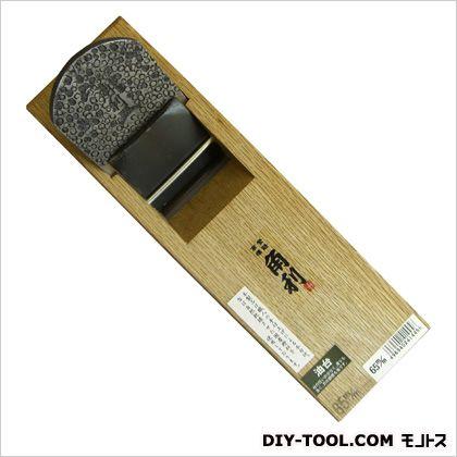 二枚刃鉋 油台  サイズ:台寸法/83×272mm、有効削幅/55mm、刃幅/65mm 41445