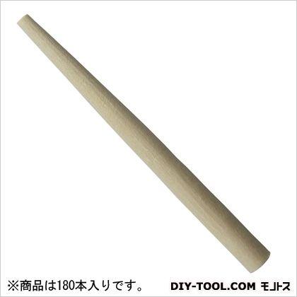 角利 木釘バリューパック 中  全長約60mm、先端部直径2.5mm、根元部直径5.0mm  180 本
