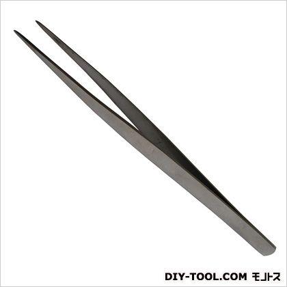 角利産業 ピンセット 細型 直 18-8  全長150mm No.18