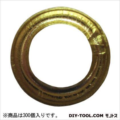 ハトメ替玉 4mm玉 徳用  外径:7.8mm、内径:4mm No.11 300 個