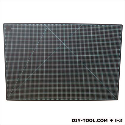 マルチクラフト カッターマット ブラック 600×900×2 A1CM-1