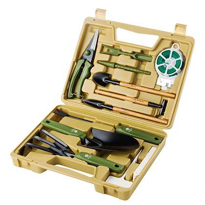 角利産業 Gardening Pro ガーデニングツールセット   GTS-500