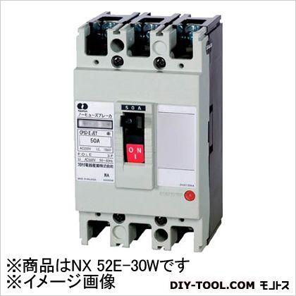 分電盤用ノーヒューズブレーカ (×1) (NX52E30W)