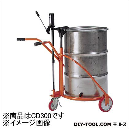 軽便ドラムカー 300kg (CD300)