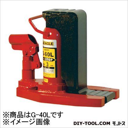 レバー回転式安全弁付ジャッキ (×1)   G40L